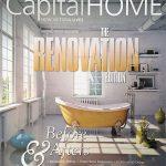 Capitol Home Magazine Cover