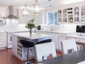 Neutral Palette Interiror Design Kitchen 1