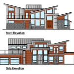 Creative Custom Home Design Elevations