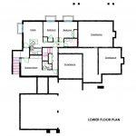 Creative Custom Home Design Lower Floor Plans