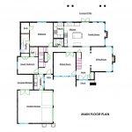 Creative Custom Home Design Main Floor Plans